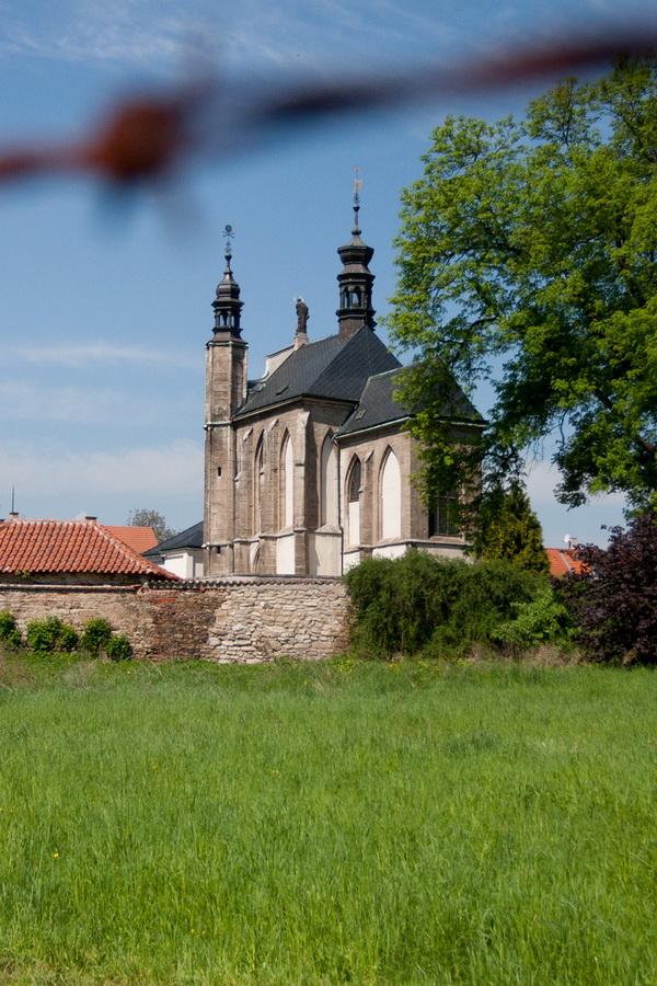 Костница - Седлецкое костехранилище (чеш. Kostnice)