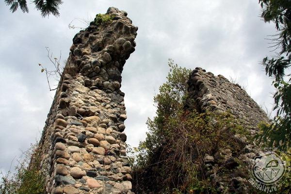 Великая Абхазская стена