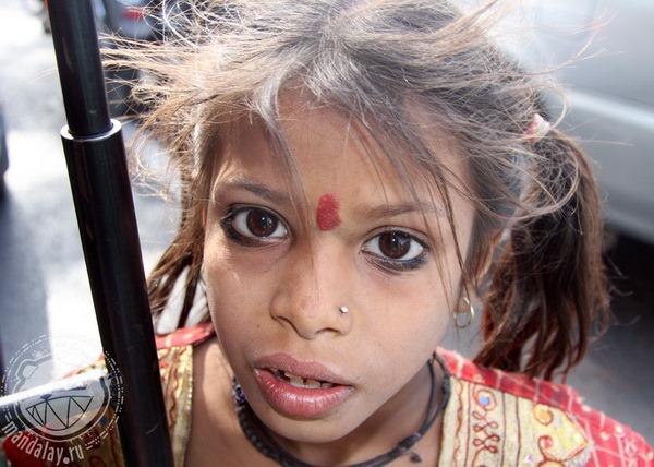 Вернулись из Индии