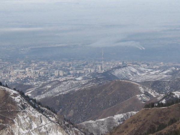 Алма-ата - Казахстан