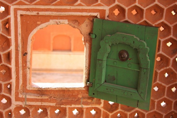 Дворец ветров - Хава Махал