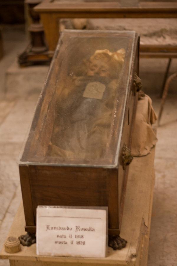 Тайна «Спящей красавицы разгадан секрет итальянской мумии