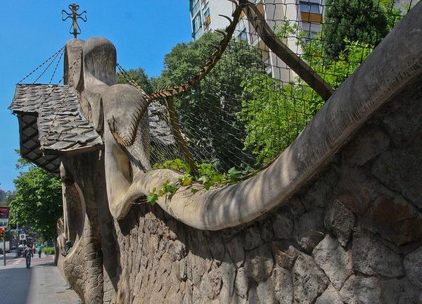 Ворота Усадьбы Миральяса