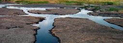 Пич-Лейк асфальтовое озеро
