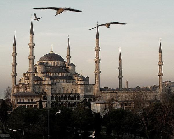 Мечеть Султанахмет или Голубая мечеть