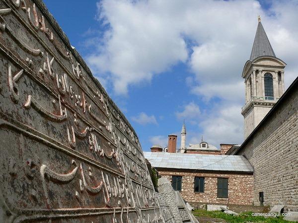 Султанский дворец Топкапы – самая яркая достопримечательность Стамбула и всей Турции