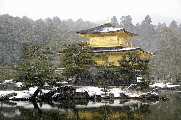 Кинкаку-дзи - Золотой павильон