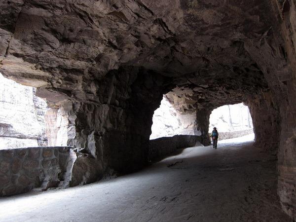 Тоннель Голиань