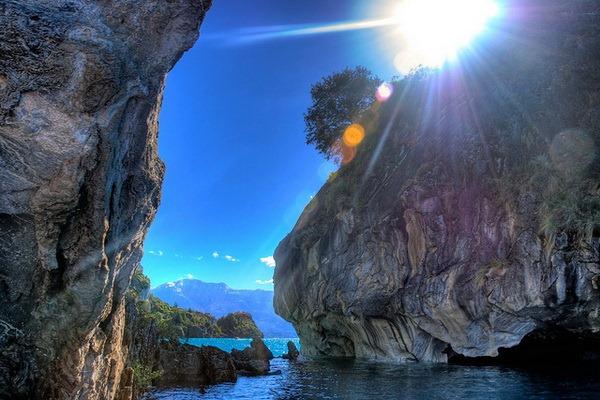 Мраморные пещеры или Мраморный собор