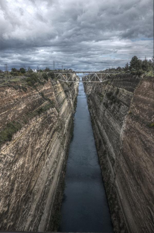 Коринфский канал