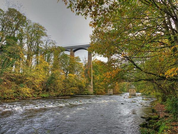Акведук Понткисиллте