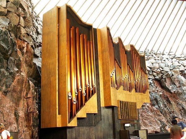 Церковь Темппелиаукио