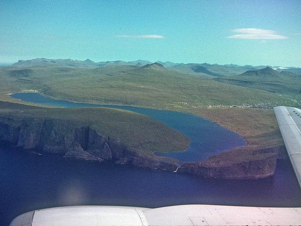 озеро Сорвагсватн