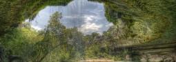 Гамильтон Пул — необычное озеро