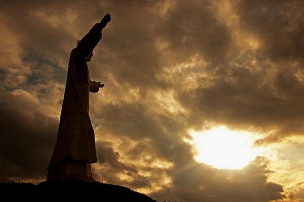 Статуя Христа Царя (Свебодзин)