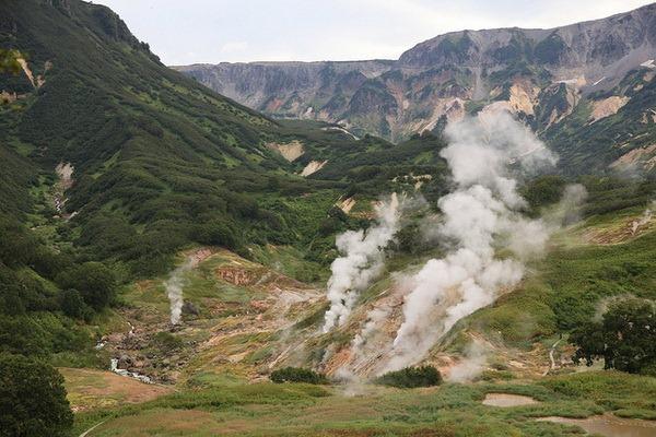 Долина Гейзеров - Камчатка