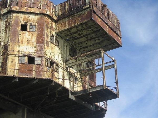 Морские форты Маунселла - Shivering Sands Army Fort