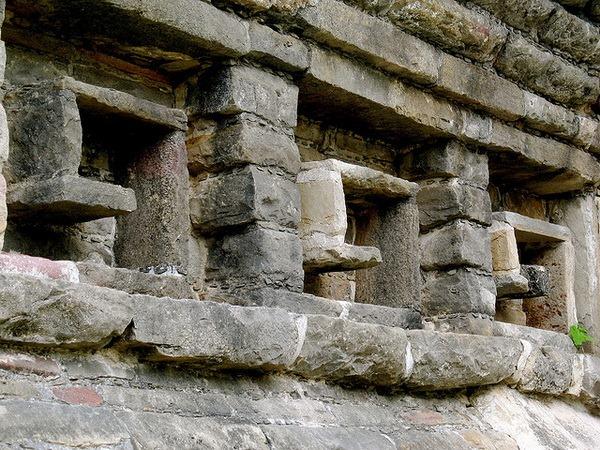 Эль-Тахин (El Tajin) штат Веракрус, Мексика