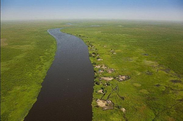 Непроходимые болота Судд