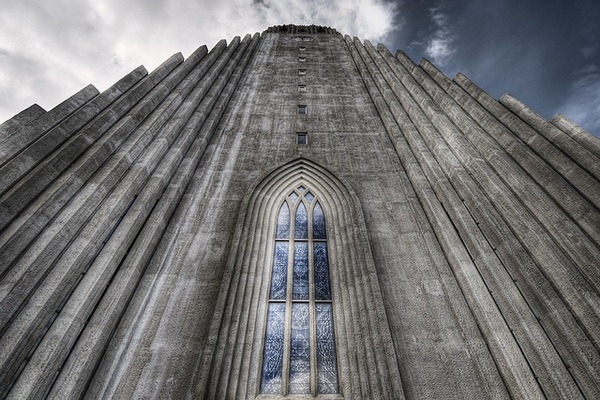 Хатльгримскиркья - церковь Халлгримура - Hallgrimskirkja