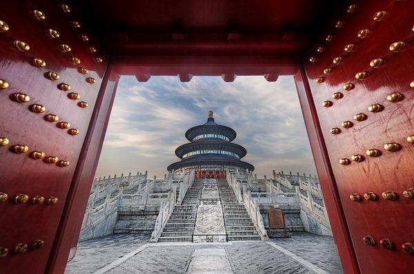 Храм Неба - Китай