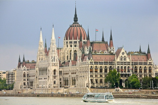 Здание венгерского Парламента (Hungarian Parliament Building)