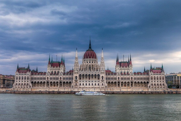 Здание венгерского Парламента (Hungarian Parliament Building)