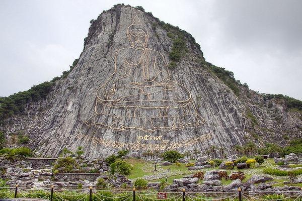 Скала Будды