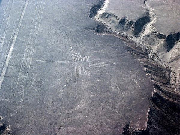 Геоглифы Наски