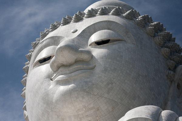 Большой Будда на Пхукет-е