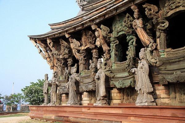 Храм Истины - Sanctuary of Truth
