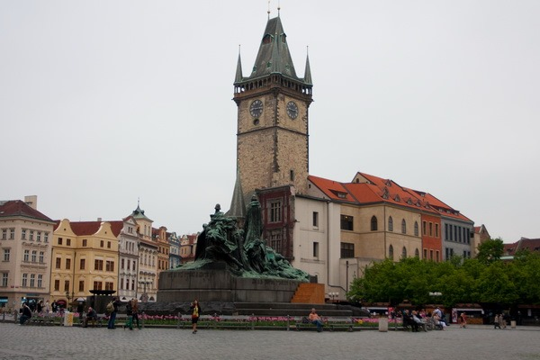 Староместская ратуша (чеш. Staroměstská radnice)