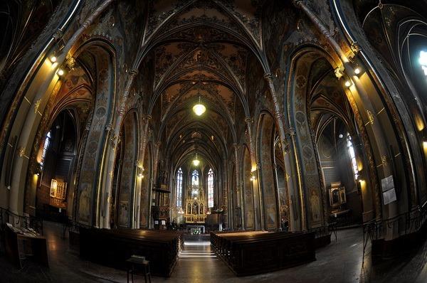 Базилика Святых Петра и Павла (Bazilika svatého Petra a Pavla) - Прага