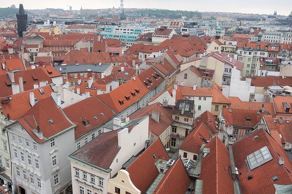 Пороховая Башня (Prasna brana) - Прага